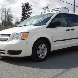 Dodge Caravan Reefer Van