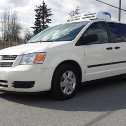 Dodge Caravan Reefer Van